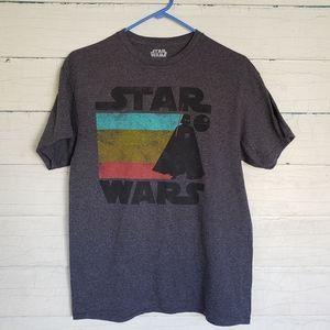 Star Wars Darth Vader Tee Shirt Men Size Medium